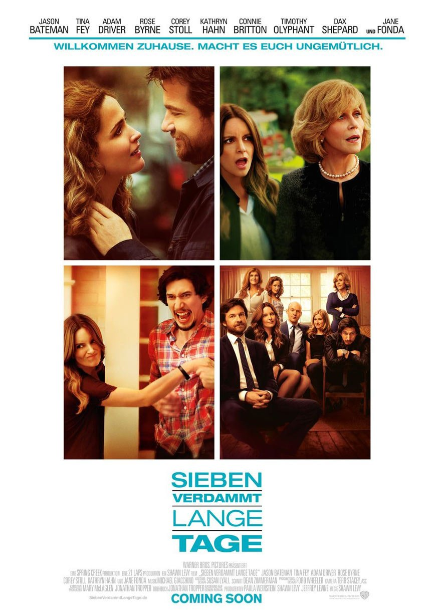 This Is Where I Leave You Poster #10