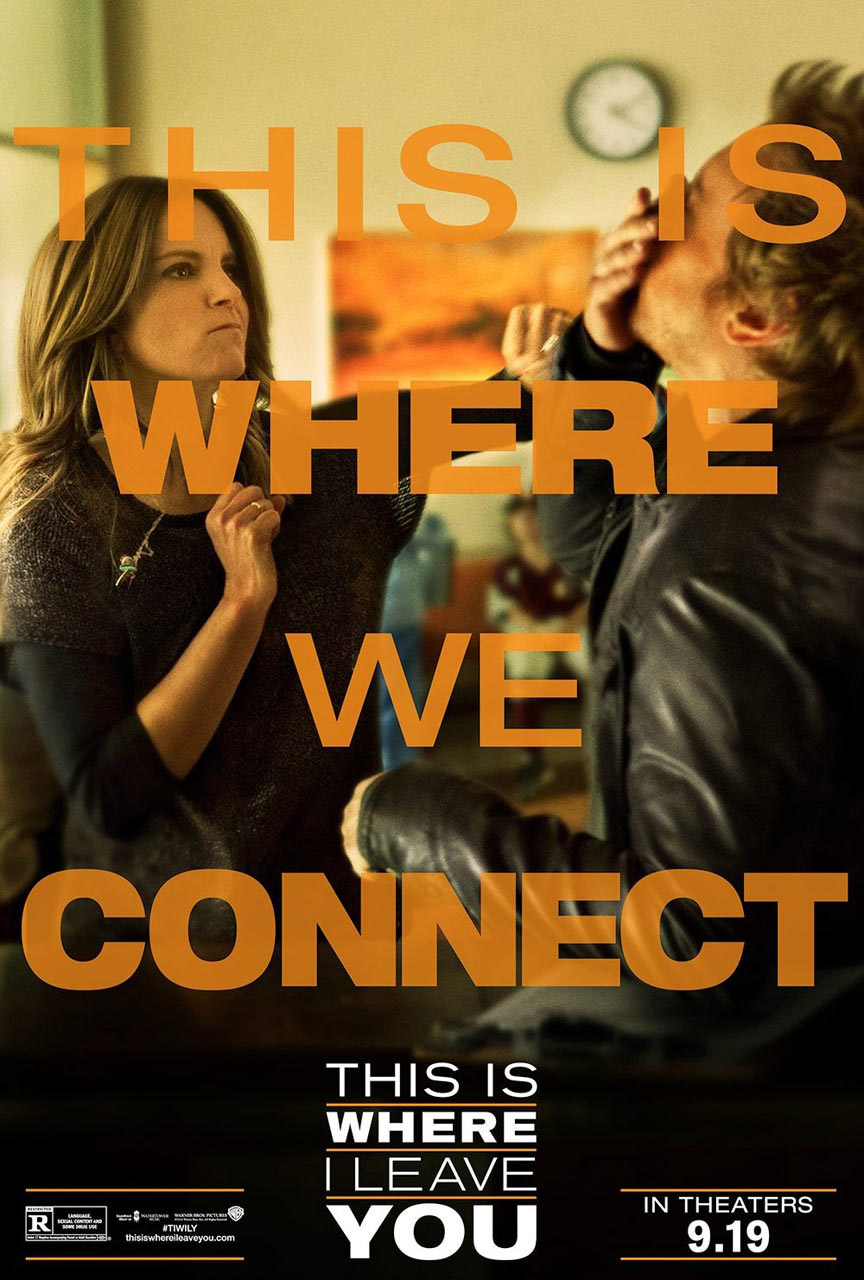 This Is Where I Leave You Poster #11