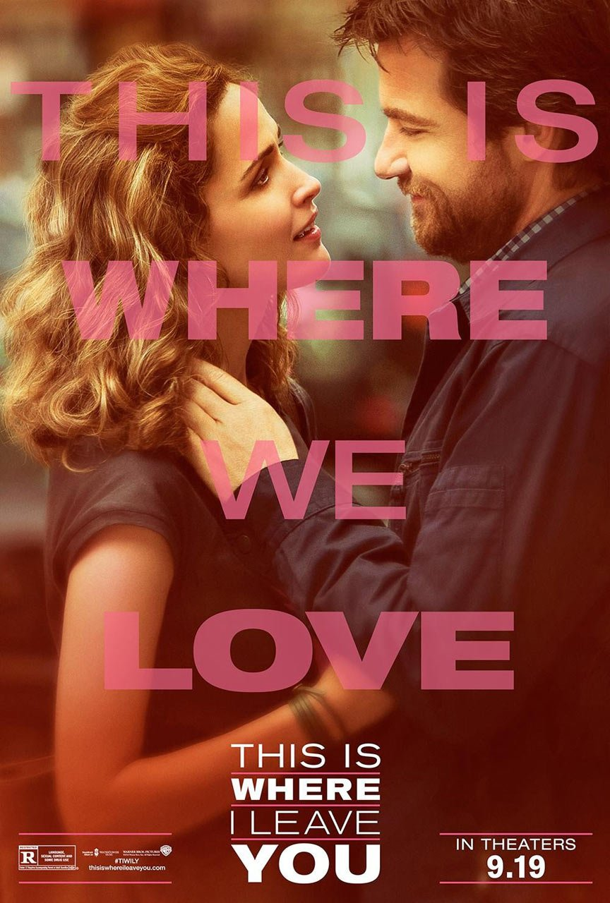This Is Where I Leave You Poster #3