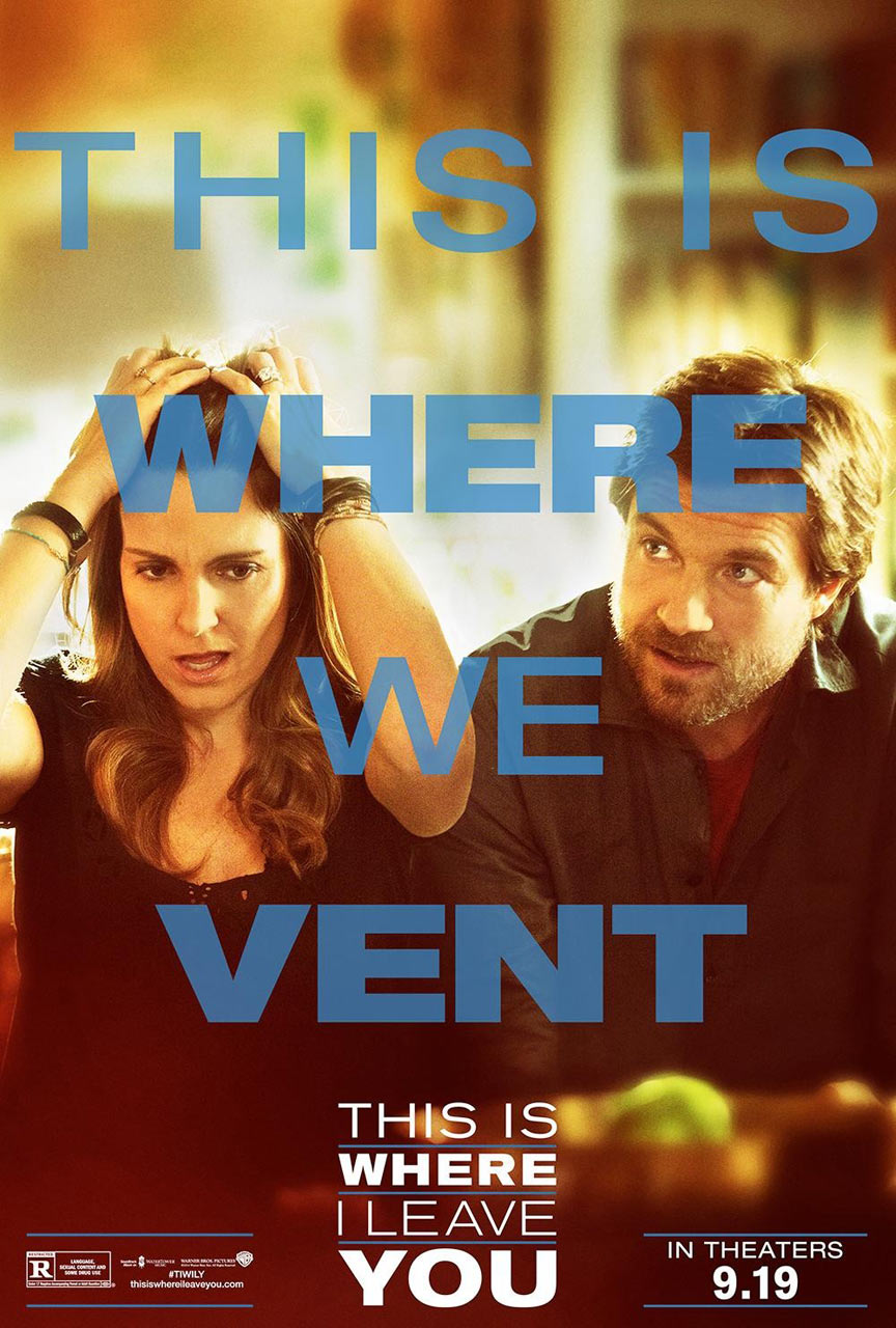 This Is Where I Leave You Poster #9
