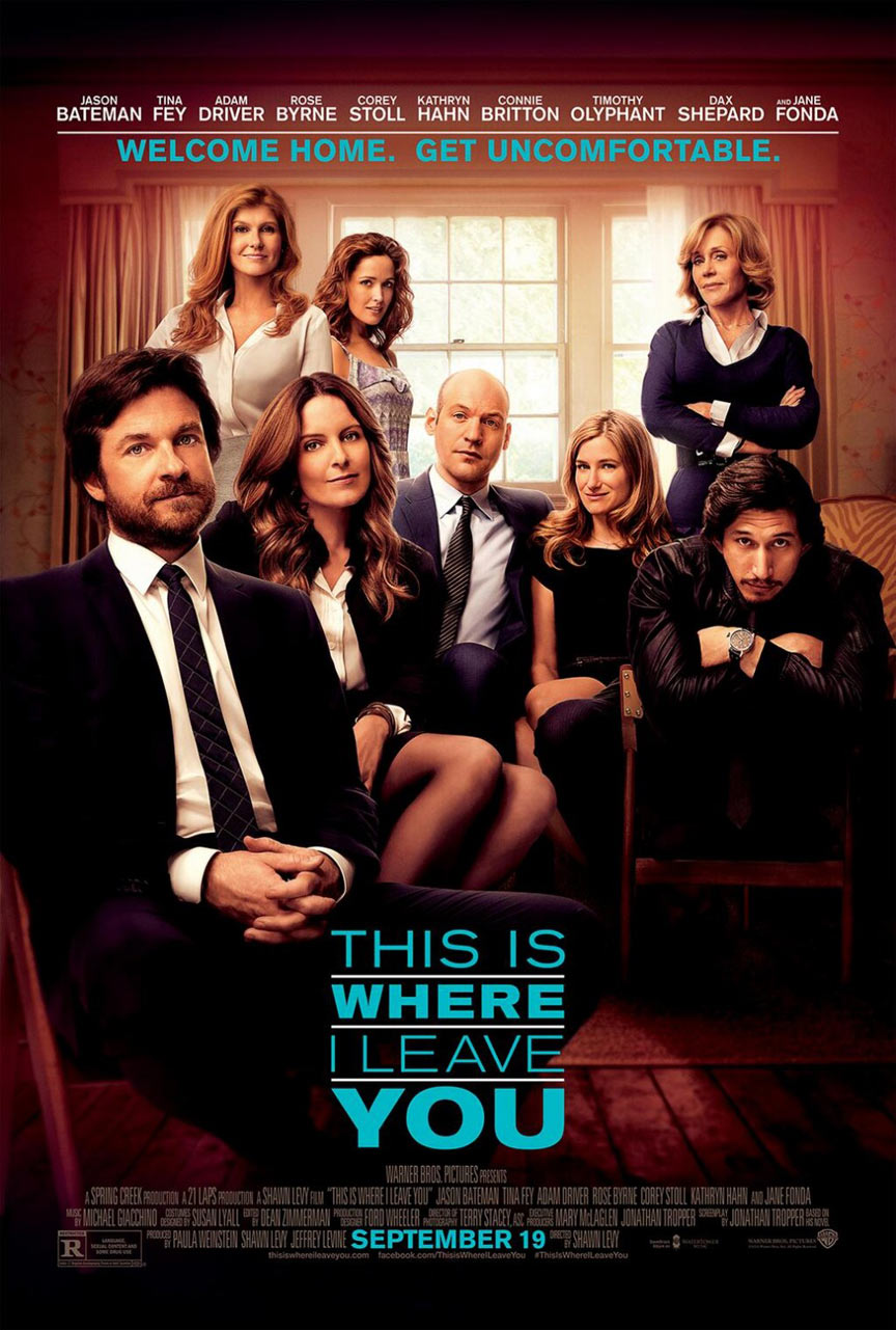 This Is Where I Leave You Poster #1