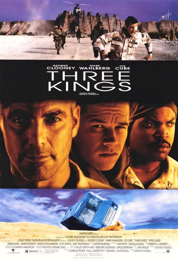 Three Kings Poster #1