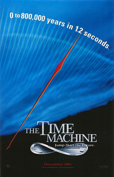 The Time Machine Poster #1