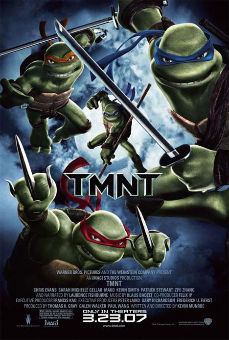 TMNT Poster #1