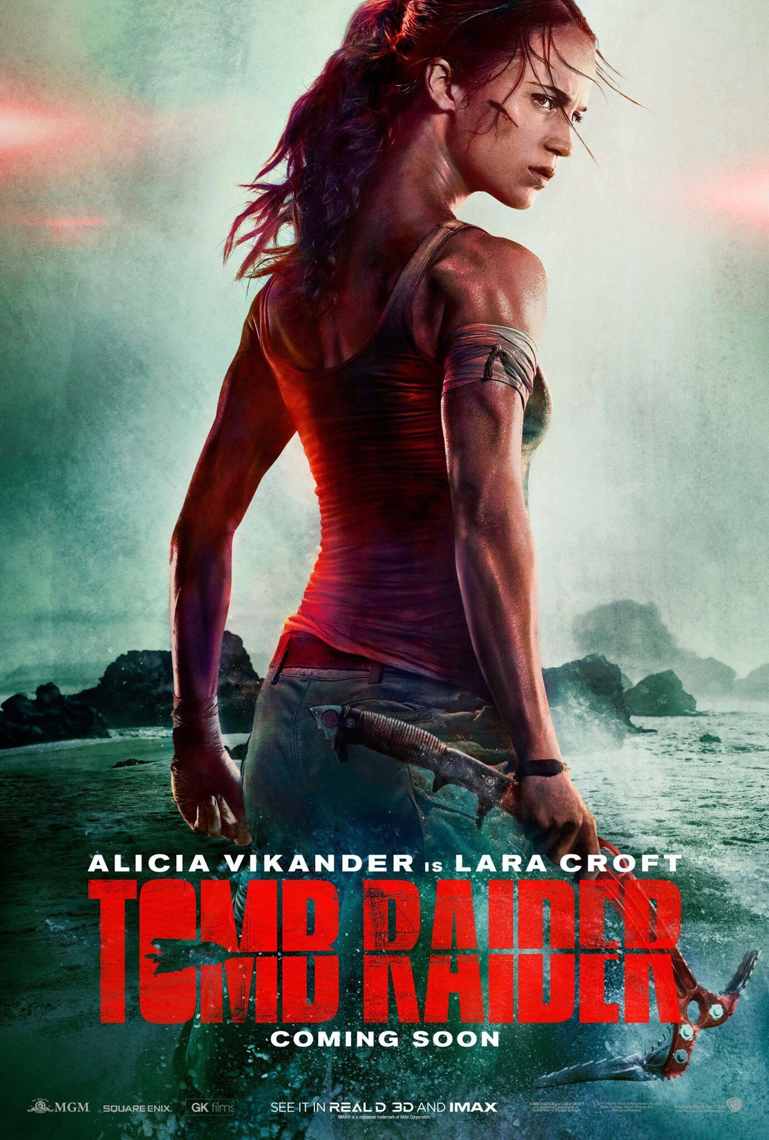 Tomb Raider Poster #1