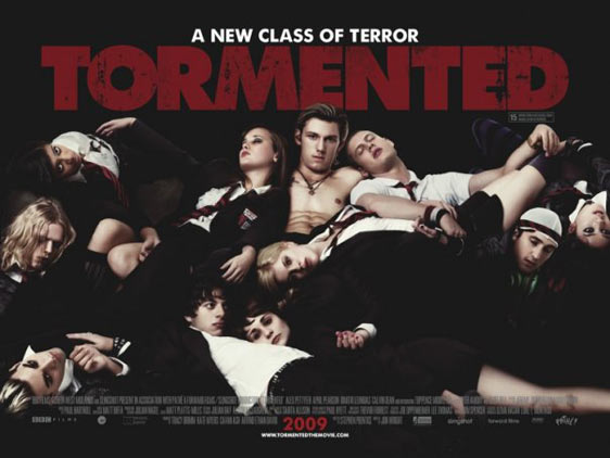 Tormented Poster #2