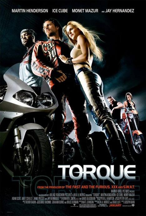 Torque Poster #1