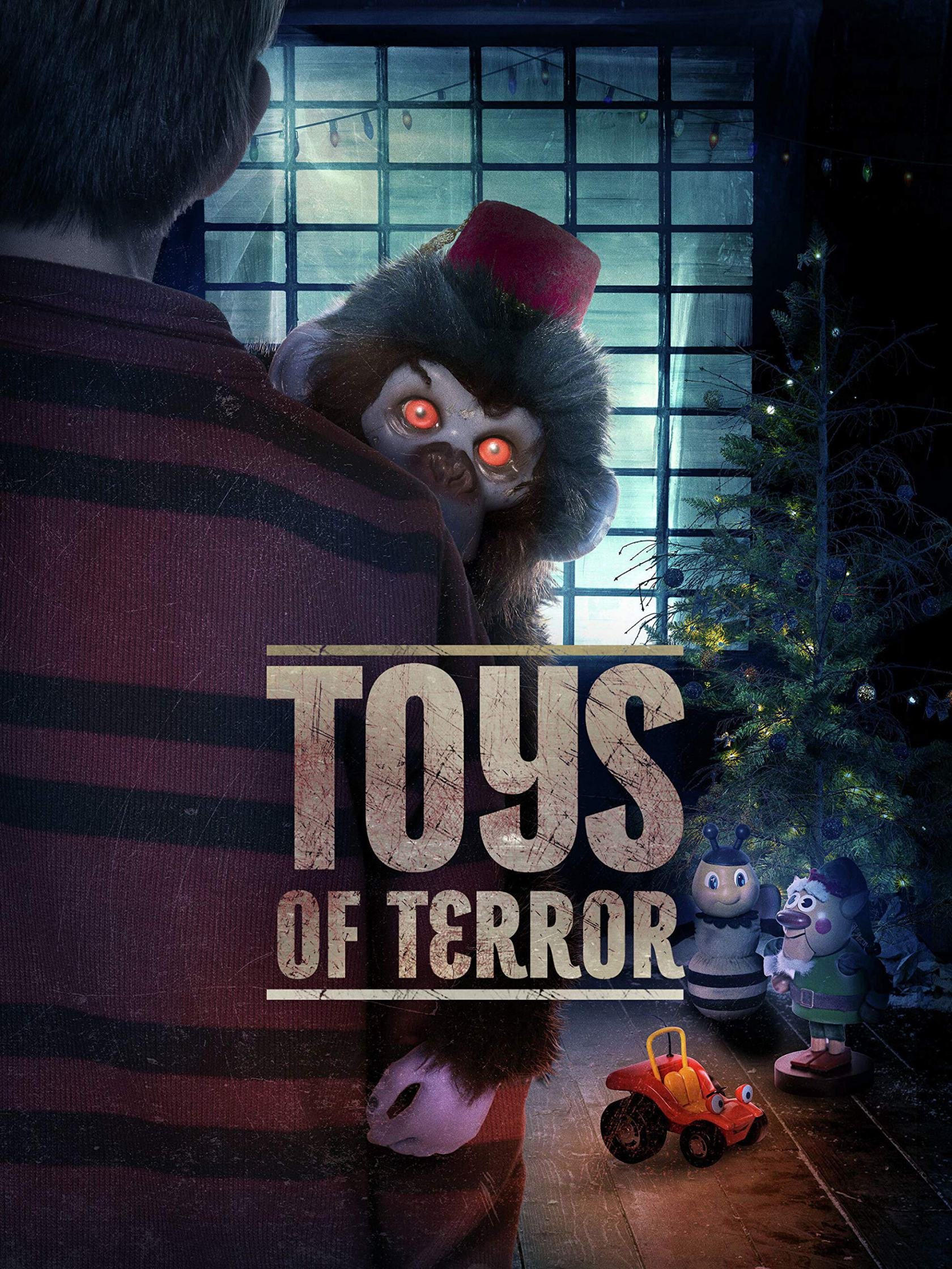 Toys of Terror Poster #1