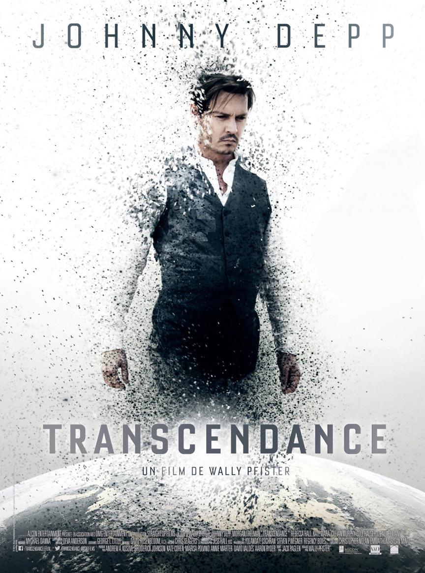 Transcendence Poster #10
