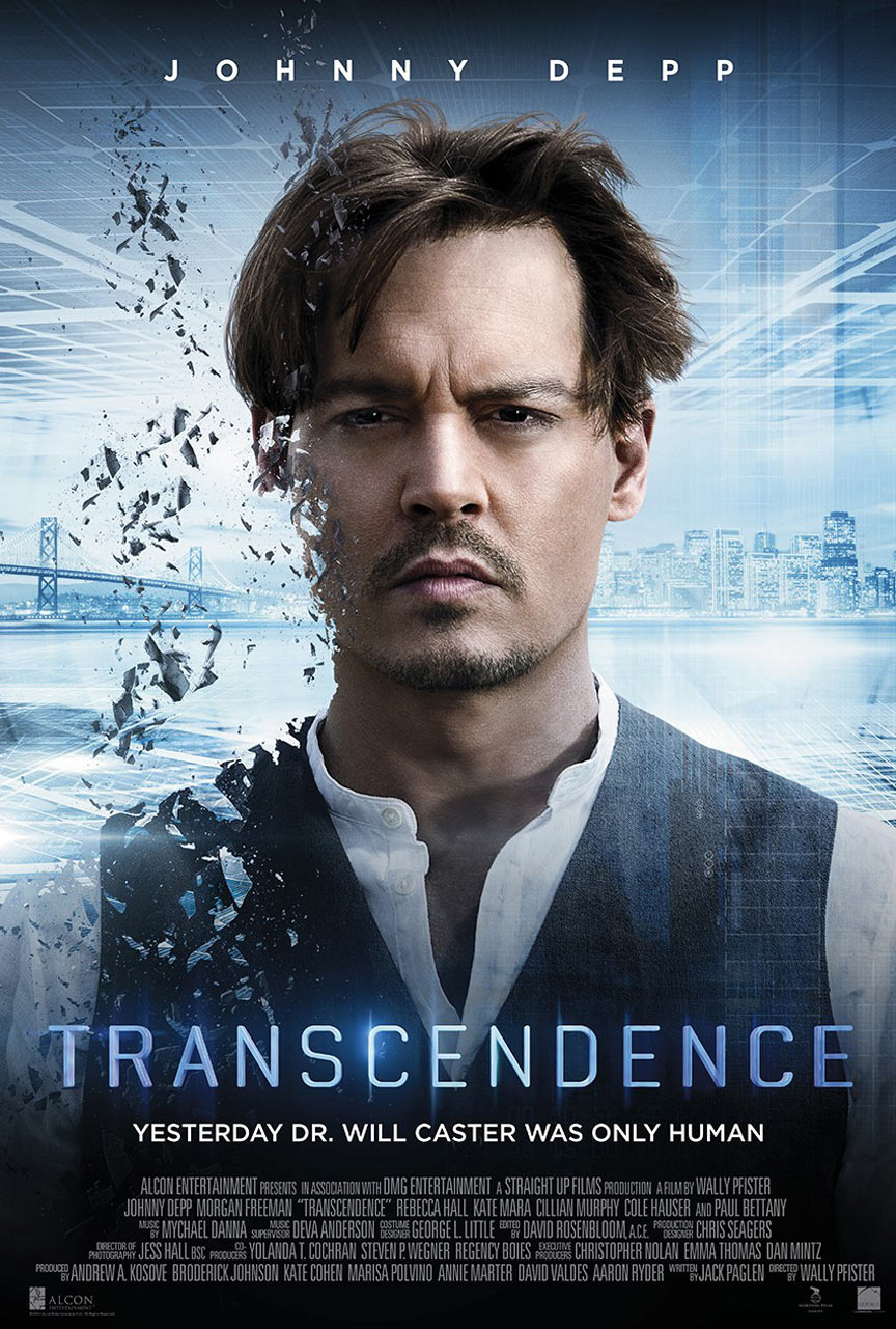 Transcendence Poster #11