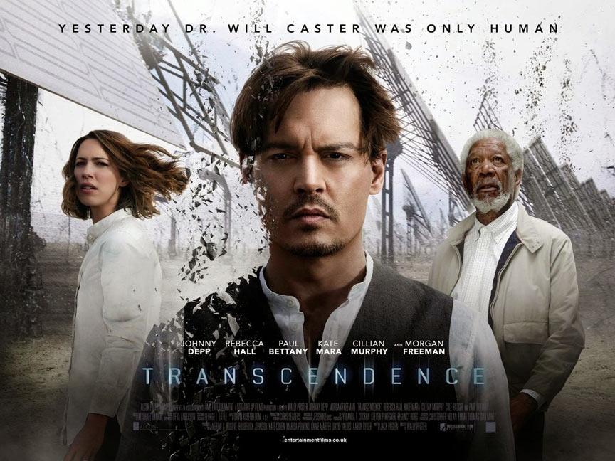 Transcendence Poster #4
