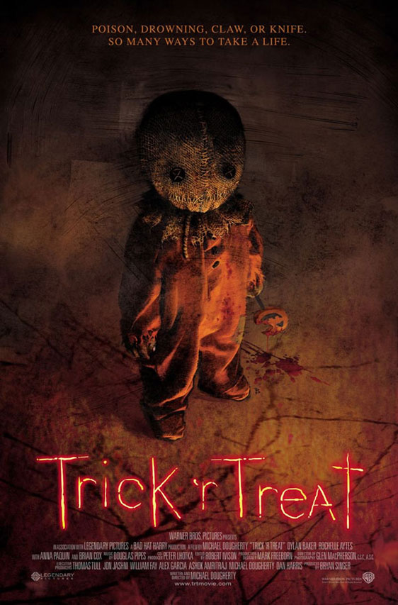 Trick 'r Treat Poster #2