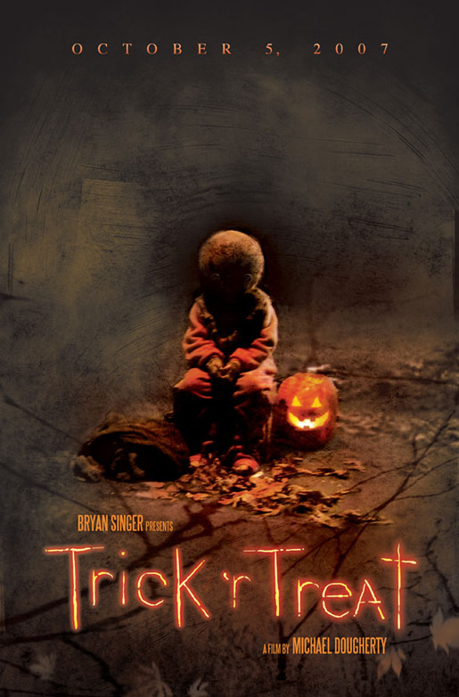 Trick 'r Treat Poster #1