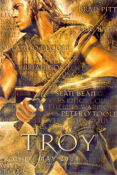 Troy Poster #1