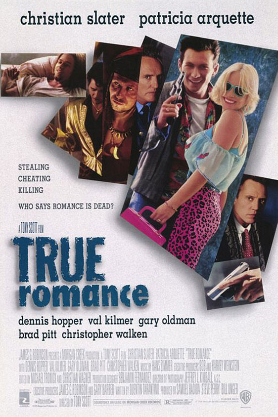 True Romance Poster #1
