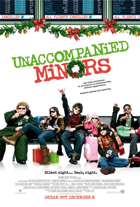 Unaccompanied Minors Poster #1