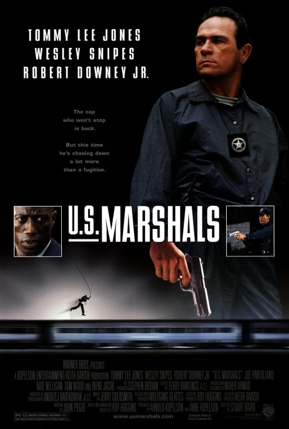 U.S. Marshals Poster #1
