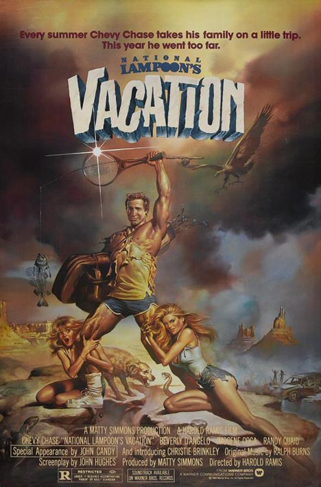 National Lampoon's Vacation Poster #1