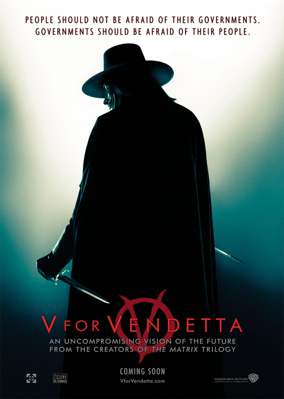 V for Vendetta Poster #5