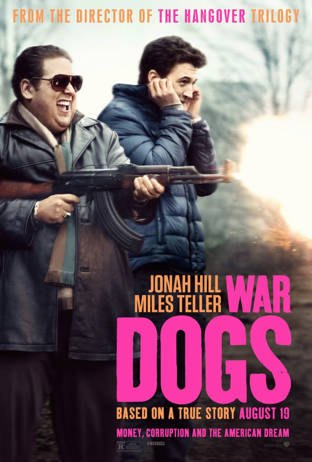 War Dogs Poster #2