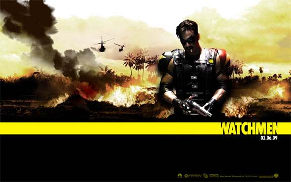 Watchmen Poster #10