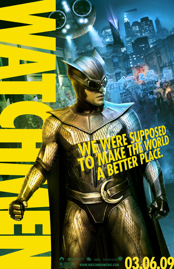Watchmen Poster #13