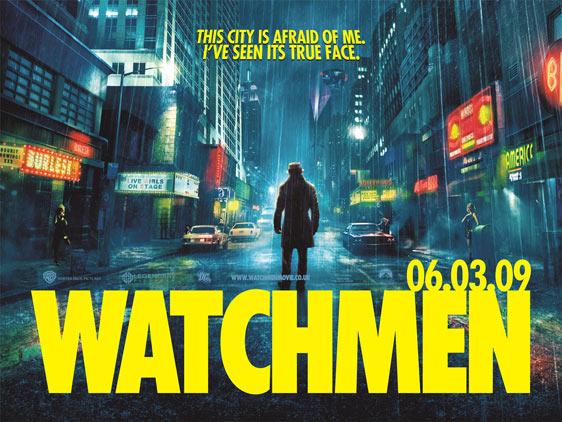 Watchmen Poster #19
