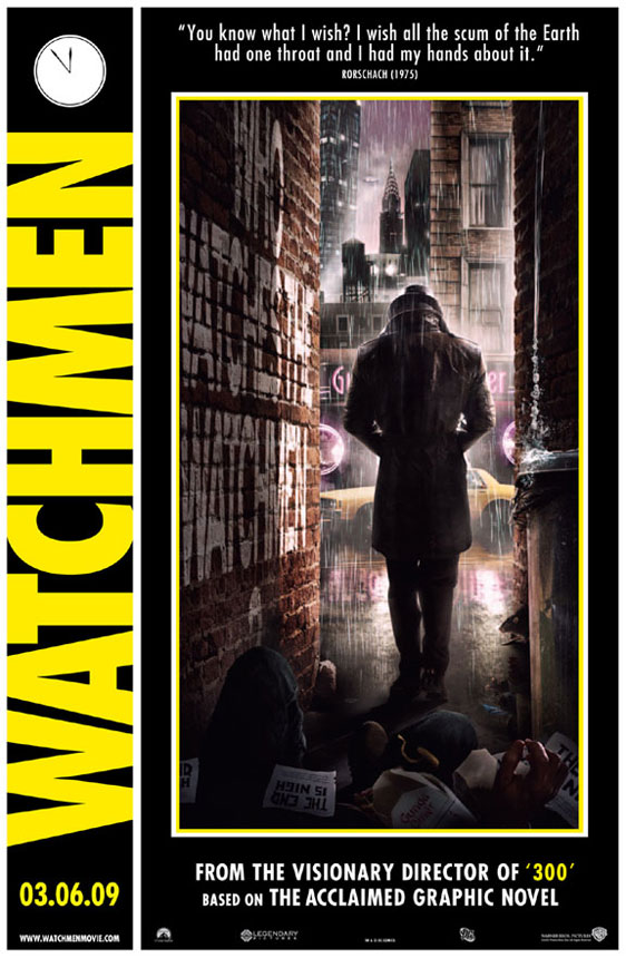 Watchmen Poster #2