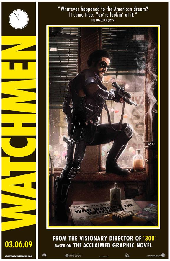Watchmen Poster #3