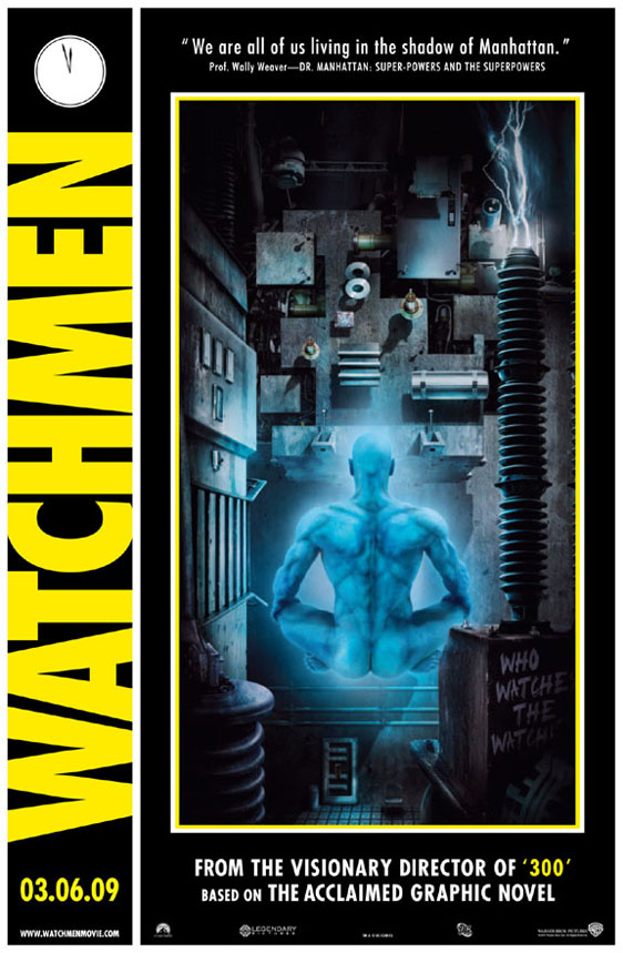 Watchmen Poster #5