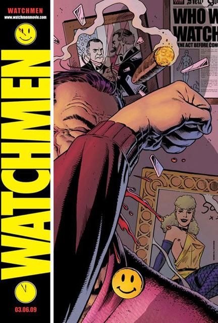 Watchmen Poster #1