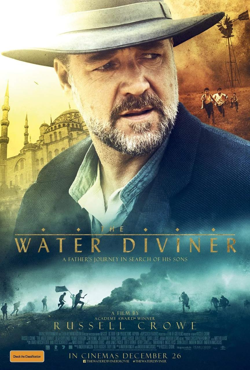 The Water Diviner Poster #1