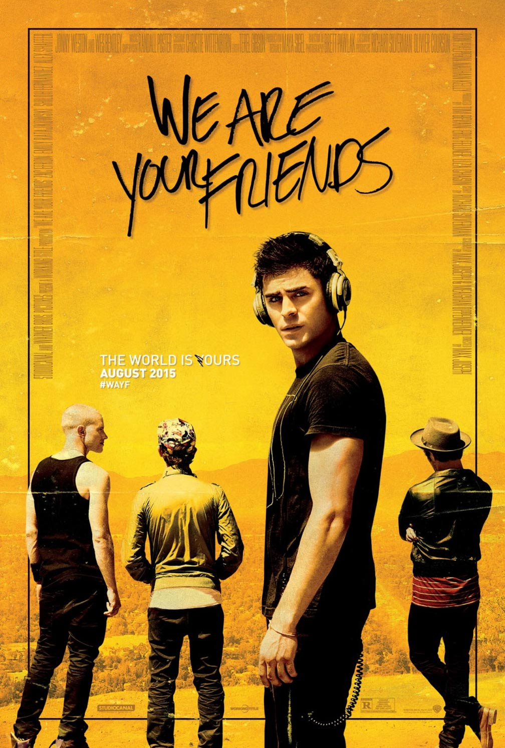 We Are Your Friends Poster #2