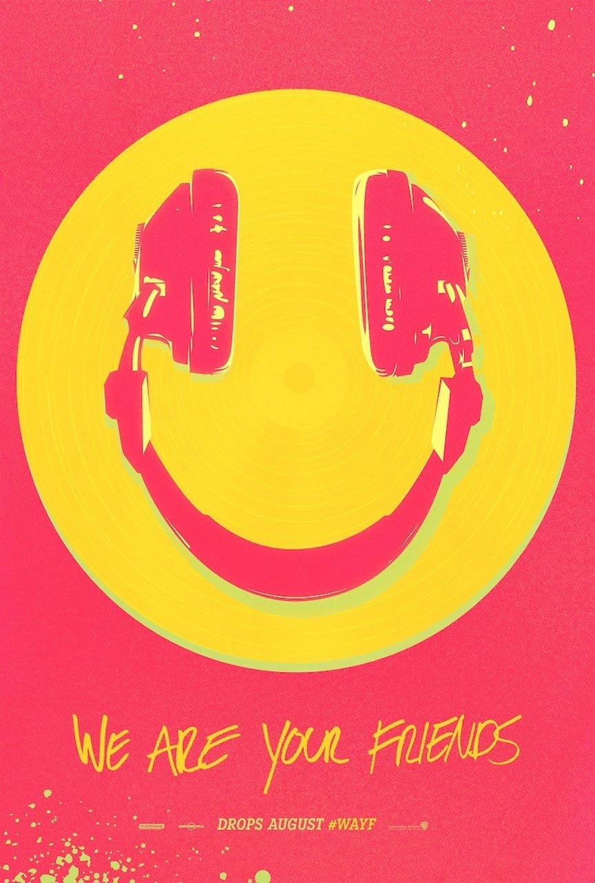 We Are Your Friends Poster #1