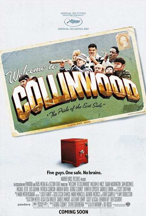 Welcome to Collinwood Poster #1