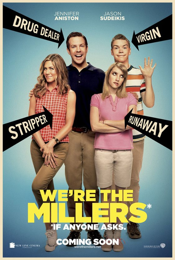 We're the Millers Poster #1