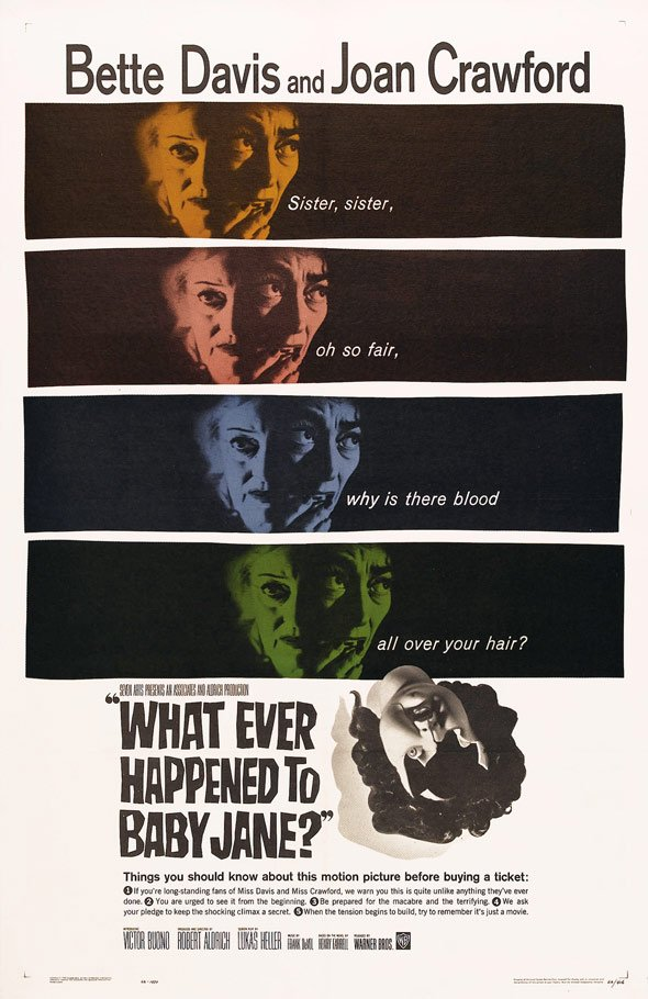What Ever Happened to Baby Jane? Poster #1