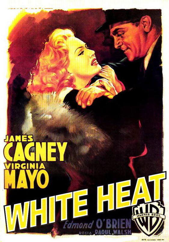 White Heat Poster #2