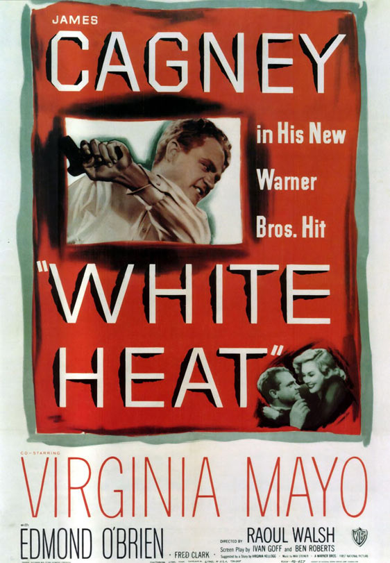 White Heat Poster #1
