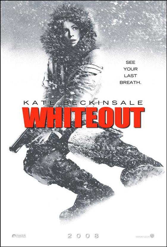 Whiteout Poster #2