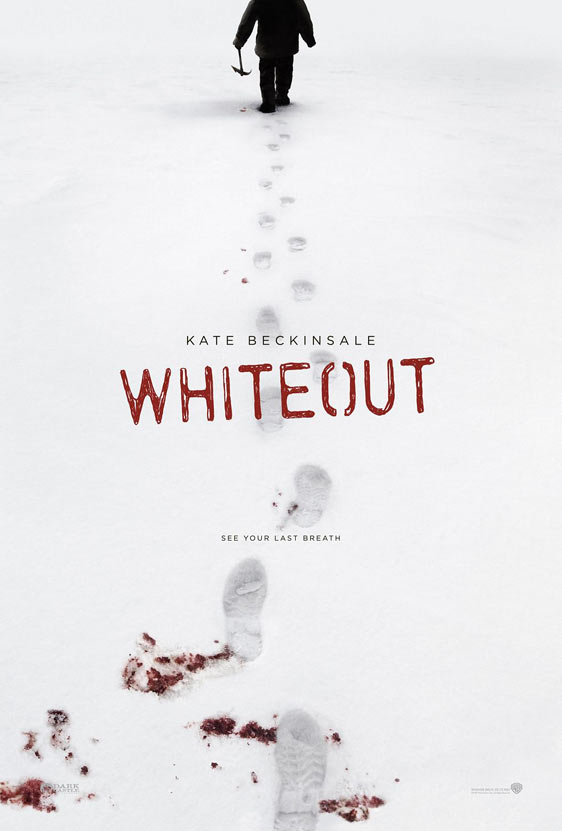 Whiteout Poster #1