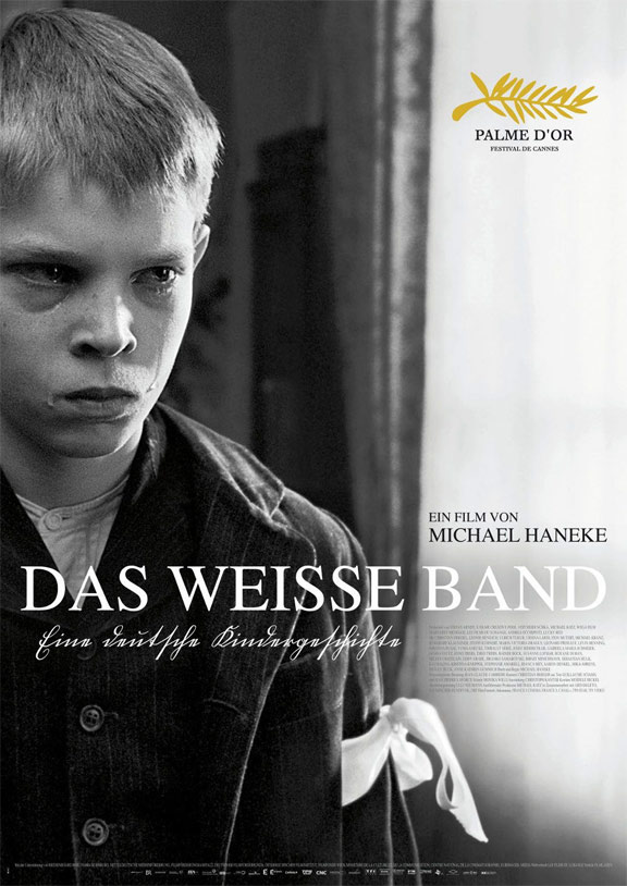 The White Ribbon (Das weiße Band) Poster #1