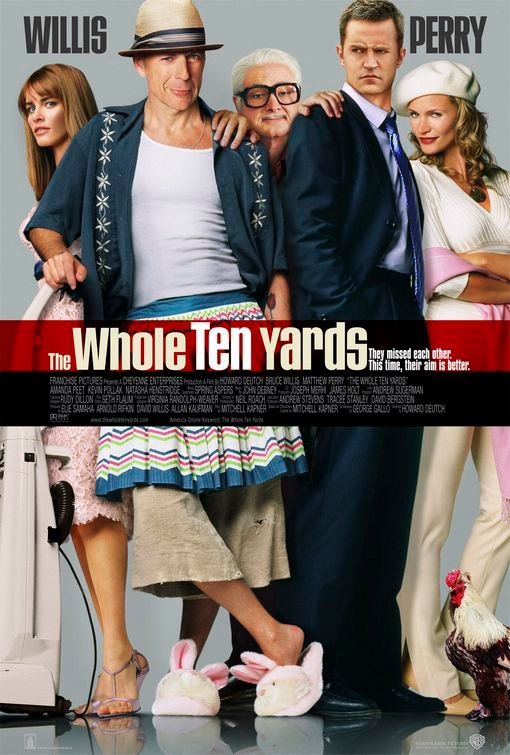 The Whole Ten Yards Poster #1