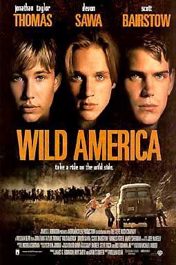 Wild America Poster #1