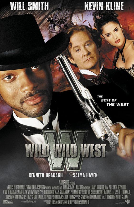 Wild Wild West Poster #4