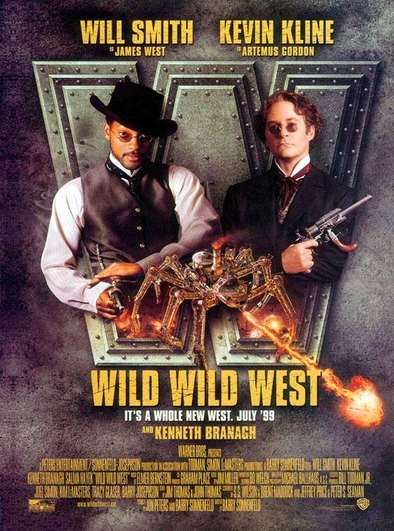 Wild Wild West Poster #1