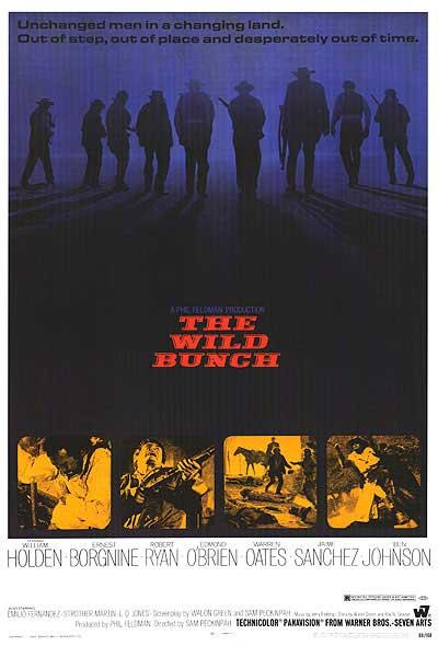 The Wild Bunch Poster #1