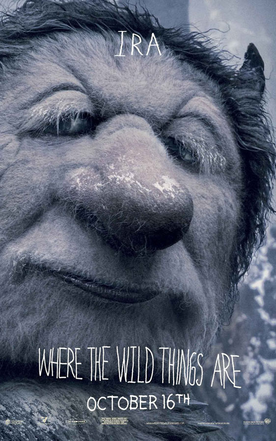 Where the Wild Things Are Poster #11