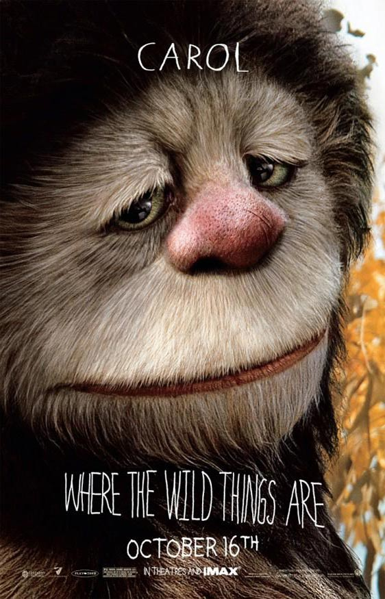 Where the Wild Things Are Poster #4