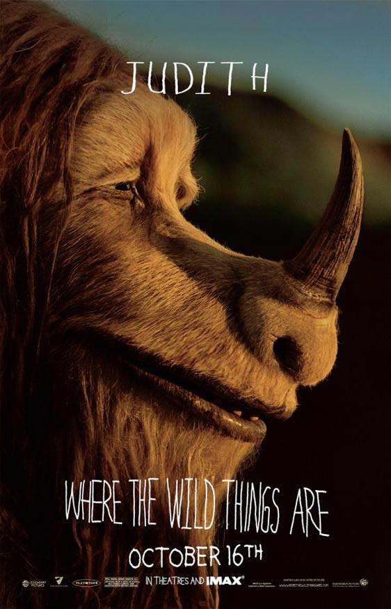 Where the Wild Things Are Poster #5